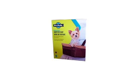 PETSAFE HAPPY RIDE BOOSTER SEAT 5KG ^16866