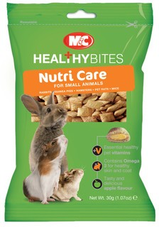 HEALTHY BITES NUTRI CARE 30G
