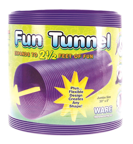"WARE FUN TUNNEL 30"" x 8"""
