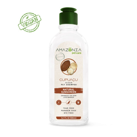 AMAZONIA SHAMPOO CUPUACU NATURAL SUNSCREEN 500ML