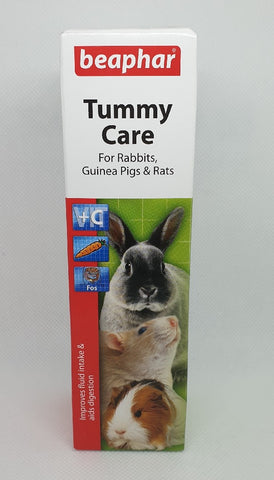 BEAPHAR TUMMY CARE FOR RABBITS, GUINEA PIGS & RATS