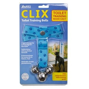 CLIX TOILET TRAINING BELL