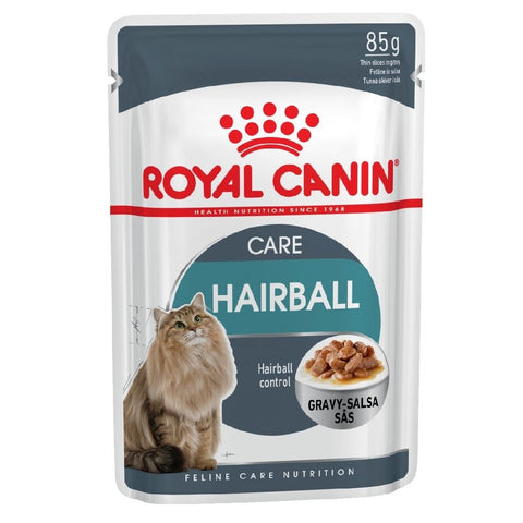 RC Feline - WET Hairball Care in Gravy 85g