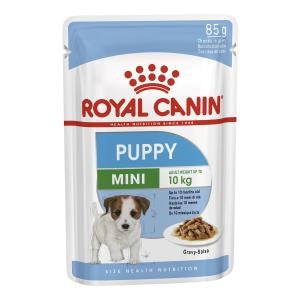 ROYAL CANIN CANINE WET MINI PUPPY 85G