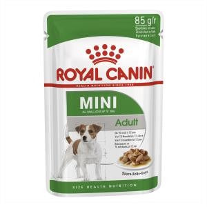 ROYAL CANIN CANINE WET MINI ADULT 85G