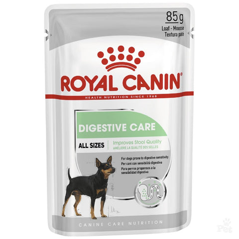 ROYAL CANIN WET DIGESTIVE CARE LOAF 85G