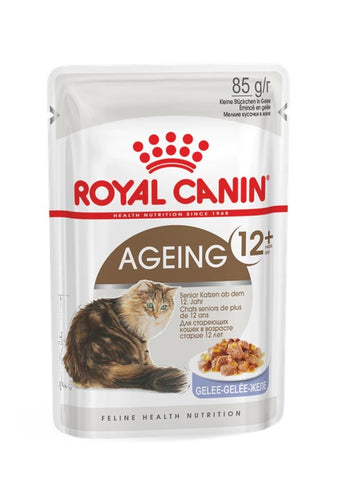 RC Feline - WET - Ageing 12+ Iin Jelly - 85g