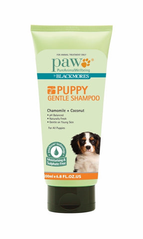 PAW PUPPY SHAMPOO 200ML ^25510