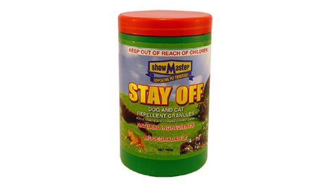 STAY OFF REPELLENT GRANULES ^400G