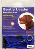 GENTLE LEADER - HEAD COLLAR - BLUE ^SML
