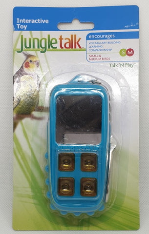JUNGLE TALK 'N' PLAY SMALL/MEDIUM