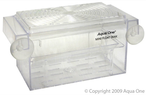 AQUA ONE - BREEDER GUPPY TANK (16X 8X 7.5CM)