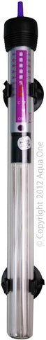 AQUA ONE 200W GLASS HEATER 27.5CM