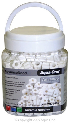 AQUA ONE ADVANCENOOD PREMIUM CERAMIC NOODLES 300G