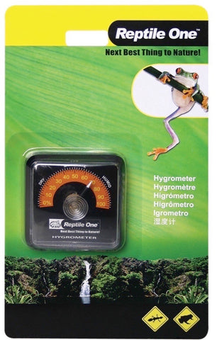 REPTILE ONE STICK ON HYGROMETER REPTILE ECONOMY