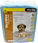 WEE WEE TRAINING PAD 60X60CM ABSORBENCY 1300ML 50 PACK