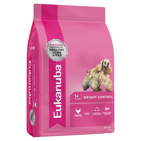 Eukanuba -Adult Weight Control - 3kg