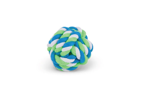 TWISTED ROPE KNOT BALL SMALL