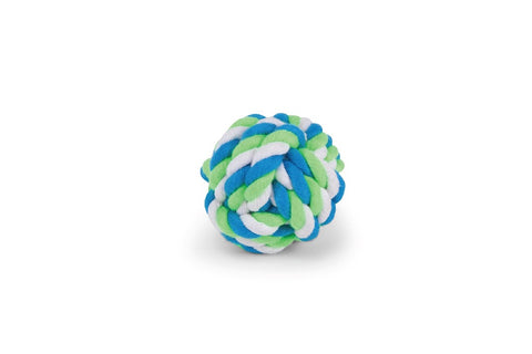 TWISTED ROPE KNOT BALL MEDIUM