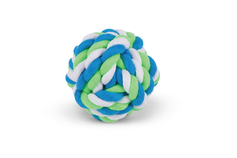 TWISTED ROPE KNOT BALL LARGE