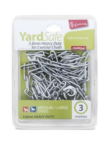 YD EXERCISE CHAIN 3 MTR 3.8MM