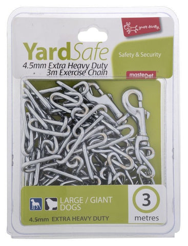 YD EXERCISE CHAIN 3 MTR 4.5MM