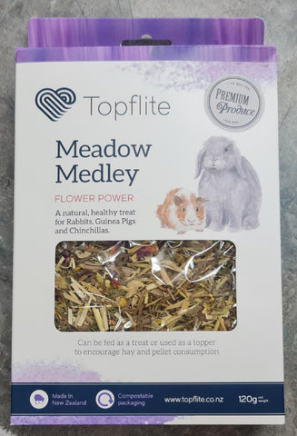 MEADOW MEDLEY FLOWER POWER 120G