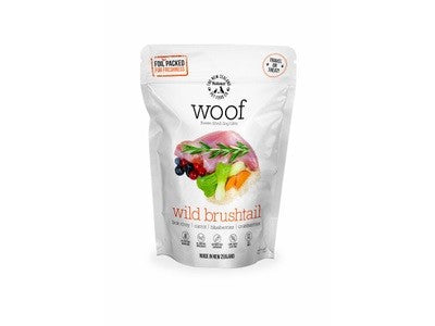 WOOF WILD BRUSHTAIL 50G