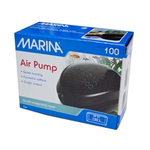 AIR PUMP MARINA 75 SINGLE OUTLET SUITABLE FOR 50-100 LTR AQUARIUMS