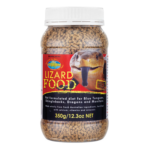 HERPAVET LIZARD FOOD 350G