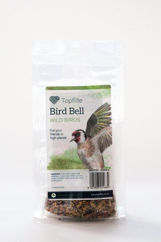 WILD BIRD BELL (BARCODED & BAGGED)