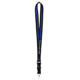 Thin Blue Line Lanyard