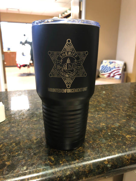 Tumbler Mounted Enforcement Unit 30oz