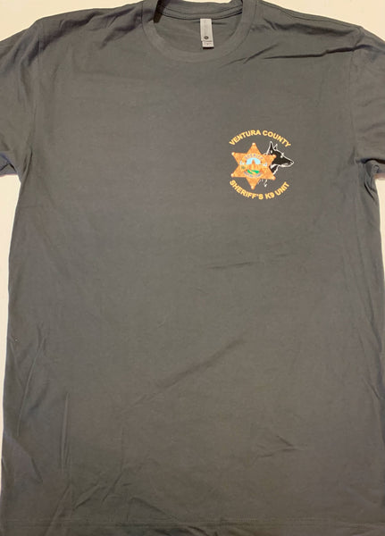 K9 Thin Blue Line T-shirt
