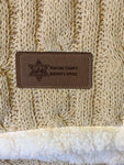 Blanket Chenille VCSO and DA
