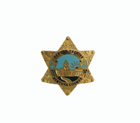 "Pin - Ventura County Deputy Sheriff's 3/4"" Badge"