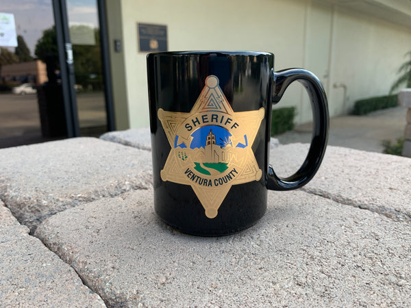Ventura County Sheriff's Office Coffee Mug