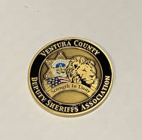 Challenge Coin 2017 VCDSA Annual Shoot