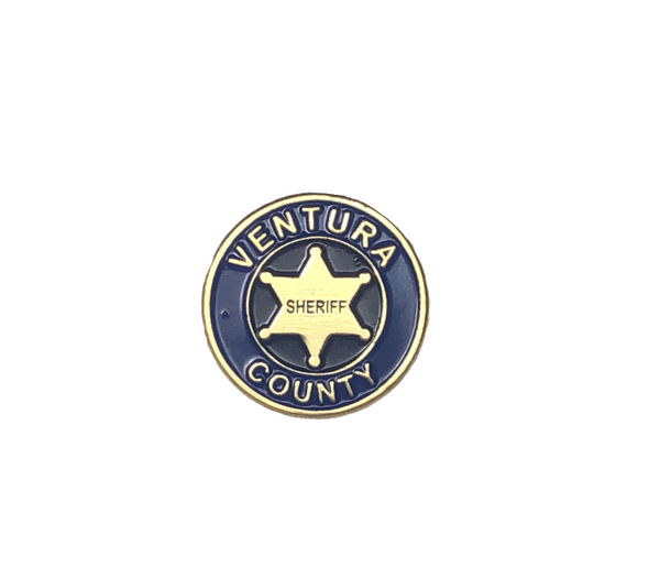 Pin - Ventura County Sheriff's Office Patch