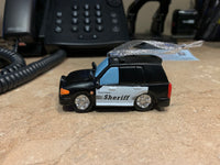 2019 Holiday Christmas Ornament Ventura County Sheriff Tahoe