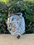 Day Pack Backpack Clear Vinyl Event Pack