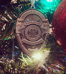 District Attorney Christmas Ornaments