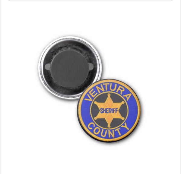 Magnet Ventura County Sheriff's Patch