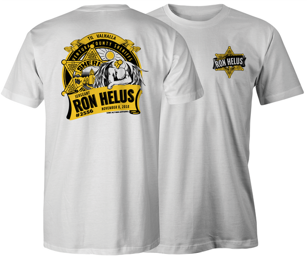 Ron Helus Memorial Shirt