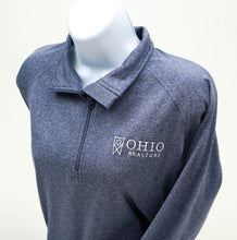 Load image into Gallery viewer, Ladies 1/2 Zip Pullover