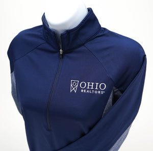 Ladies 1/2 Zip Pullover