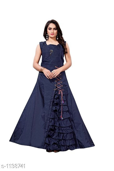 Beautiful Taffeta Kurti