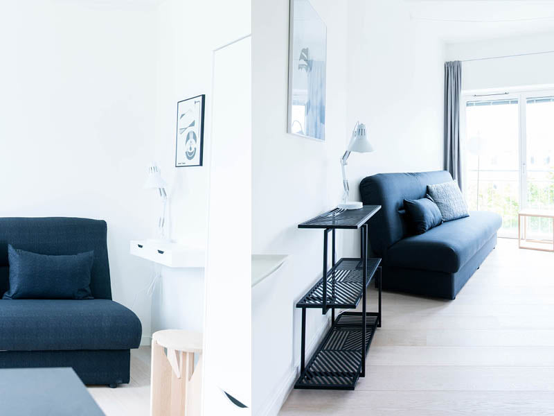 Student apartments | Kristina Dam Studio | interior