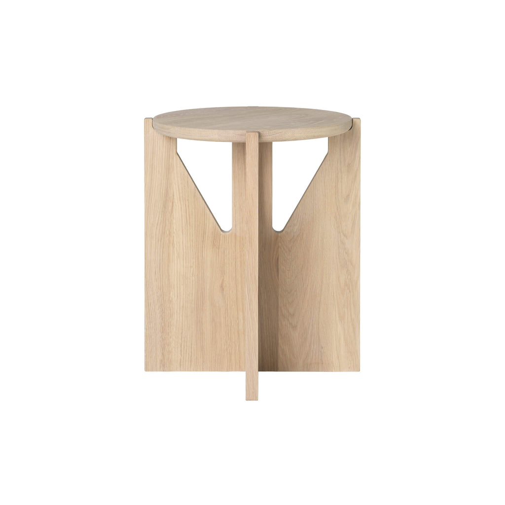 kristina dam studio stool light oak