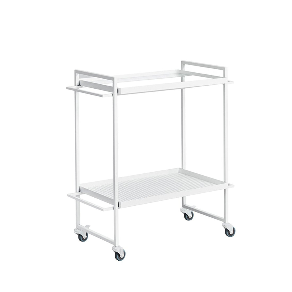 kristina dam studio bauhaus trolley white buy shop online